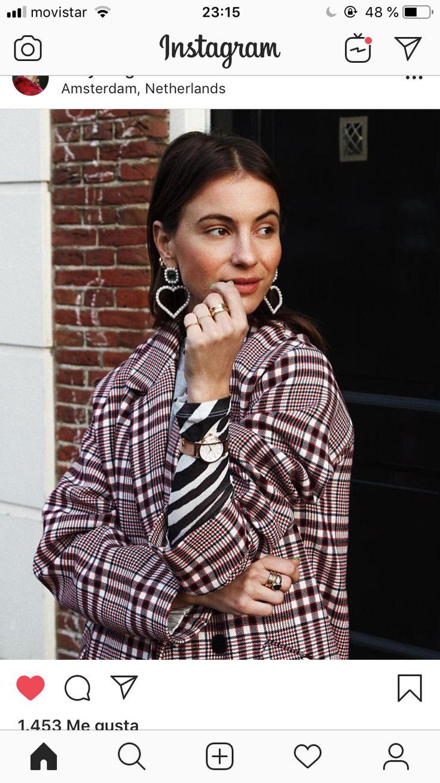 Pin de Claudia Burguillo en Winter outfits Movistar