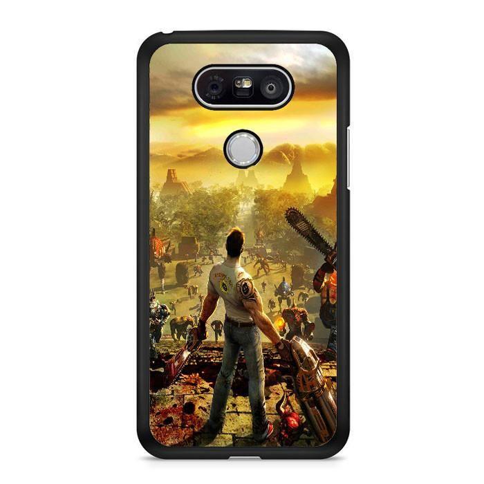 Serious Sam Cover LG G6 Case Dewantary