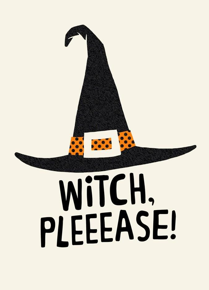 A card for your wicked awesome friend. #halloween