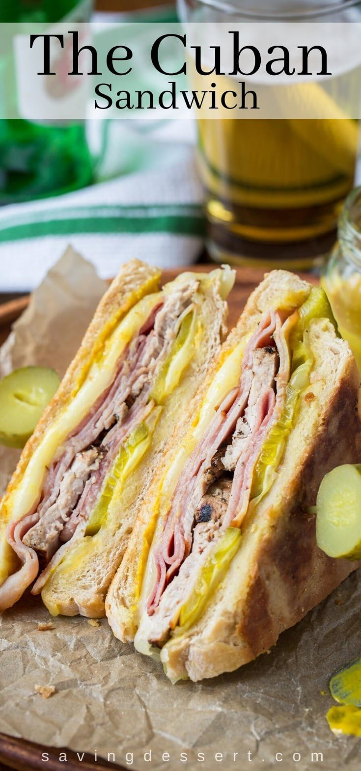 Cuban Sandwich Recipe Recipe Cuban Sandwich Recipe Best Sandwich Recipes Recipes