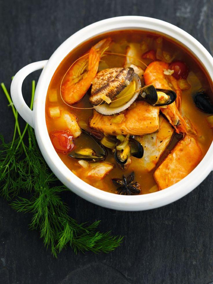 Bouillabaisse http://www.njam.tv/recepten/bouillabaisse