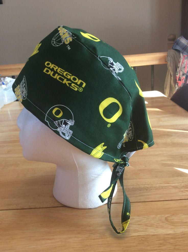 Oregon Scrub Hat by StitchinMyStash on Etsy