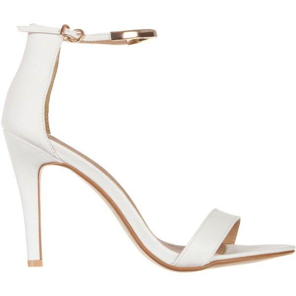 Billini Oriana found on Polyvore. White Heels ShoesWhite ...
