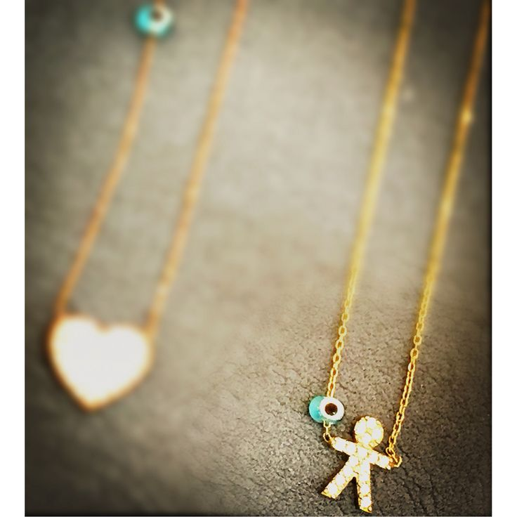 The Boy Necklace by Kurshuni