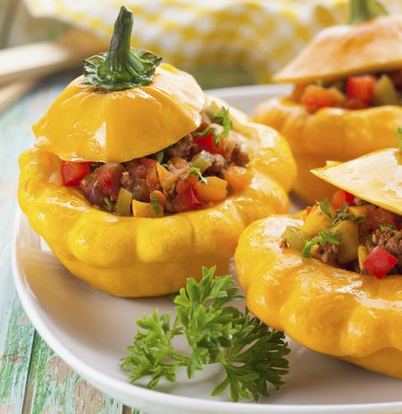 Roasted pattypan squash recipe                                                                                                                                                      More
