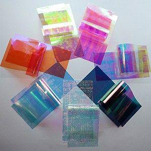 Dichro-ISH Film Refill Pack - Little Windows Resin