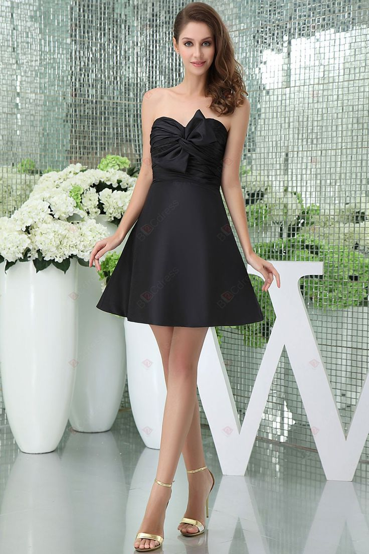 2017 New Fashion strapless tulle skirt size available Taffeta Cocktail party sweetheart collar  in the winter Cocktail Dresses
