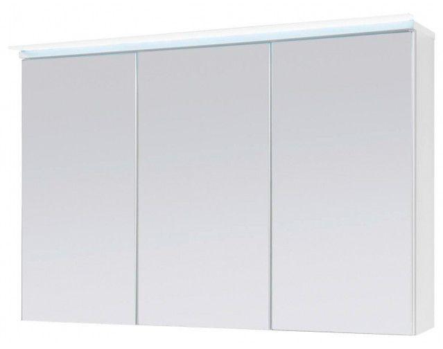 Spiegelschrank Weiss Inkl Led Beleuchtung Ca 100 X 68 X 23 Cm Online Bei Poco Kaufen In 2020 Spiegelschrank Led Beleuchtung Beleuchtung