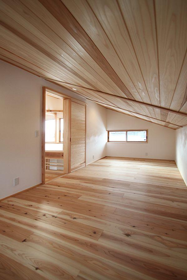 とにかく暖かい 終の棲家 写真集 滋賀県長浜で注文住宅を建てる工務店
