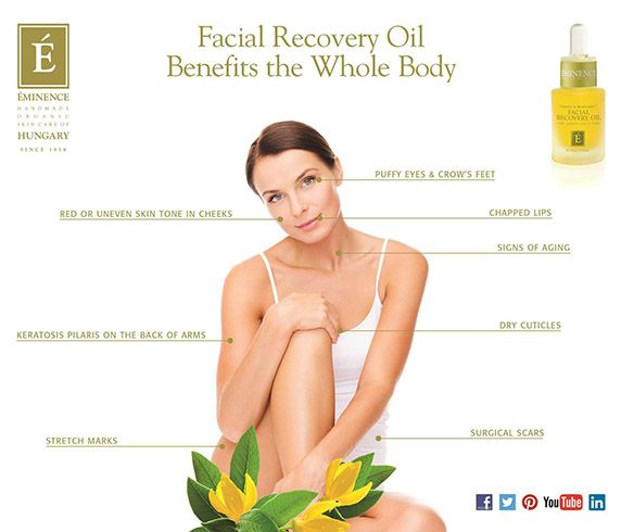 7 Unusual Ways To Use Facial Recovery Oil | Éminence Organic Skin Care