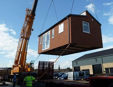 Pre Fab Granny Flat In The UK   Do You Think They Deliver To Aus