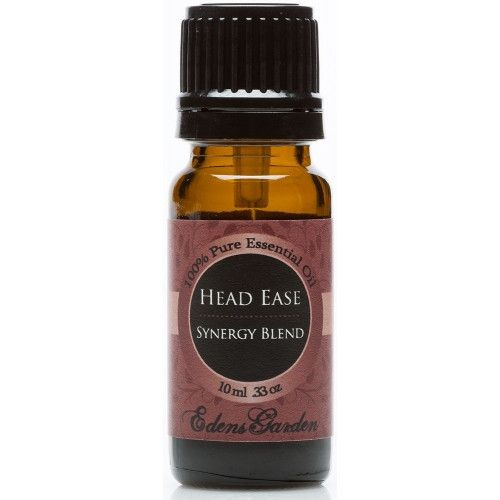 Head Ease is minty, earthy and clear and a tension relief blend created for the discomforts associated with headaches to provide calming comfort.
