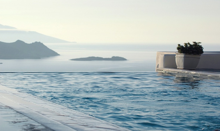 Villa Mulberry pool with a view
