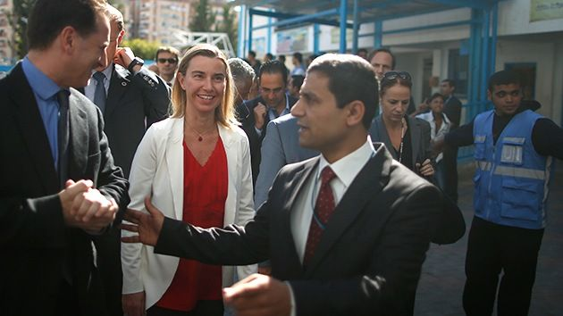 La representante de la UE para asuntos exteriores pide la creación del Estado de Palestina – RT