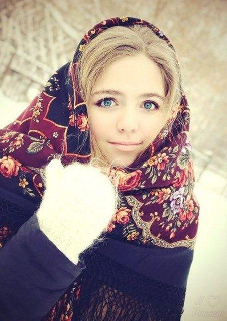 Славянская красота