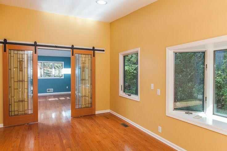 Sumptuous Kohler Numi look Philadelphia Craftsman Bedroom Decoration ideas with ADA vanity grab bars kohler numi roll in shower sliding barn doors zero ...