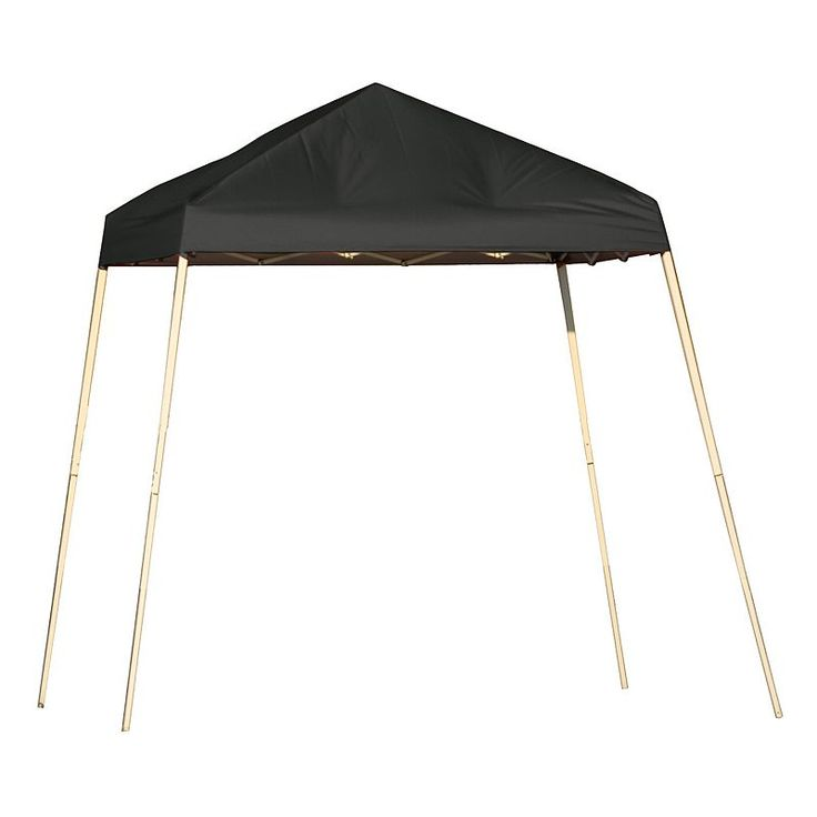 ShelterLogic 8' x 8' Sport Pop-Up Slant Leg Canopy,