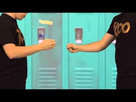 Secret handshake #1 (Go noodle