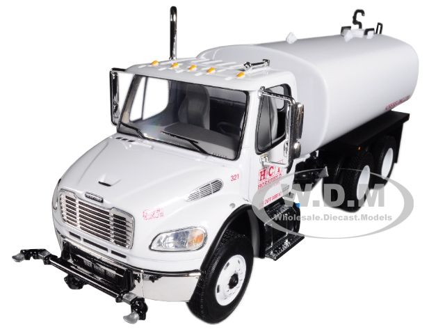 Buy Cheap Freightliner M2 106 Water Tank Truck Horsfield Construction Hci 1 34 Diecast Model By First Gear Cars Water Tank Truck Freightliner Diecast Models