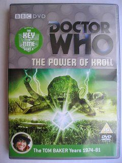 """The Power of Kroll"" is the fifth adventure of the sixteenth season, known by the global title ""The Key to Time"", which aired between the end of 1978 and the beginning of 1979 featuring the Fourth Doctor and Romana. It follows ""The Androids of Tara"" and it's a four parts adventure written by Robert Holmes and directed by Norman Stewart. Image from the British edition of the DVD. Click to read a review of this adventure!"