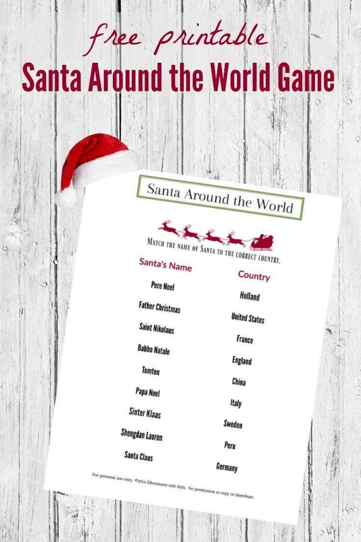 305 best christmas activities for kids images on pinterest
