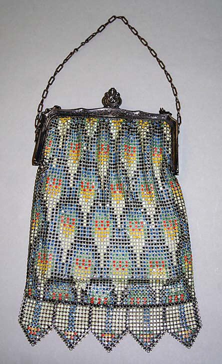 Purse Whiting and Davis Company, Inc. (American, founded 1896) Date: 1925–39 Culture: American Medium: steel, metal