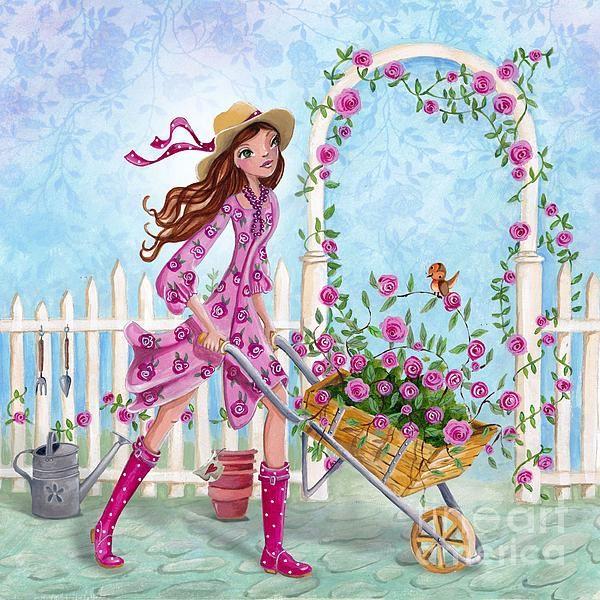 Roses for You by Caroline Bonne-Muller