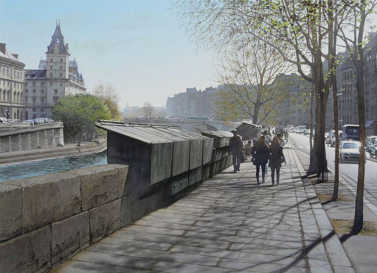 Тьюри Дюваль и невероятный Париж