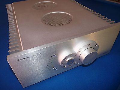 BADA-Destiny-Purer-3-8MK-Hybrid-Amplifier-Award-Winner-Heavy-39kg-Silver