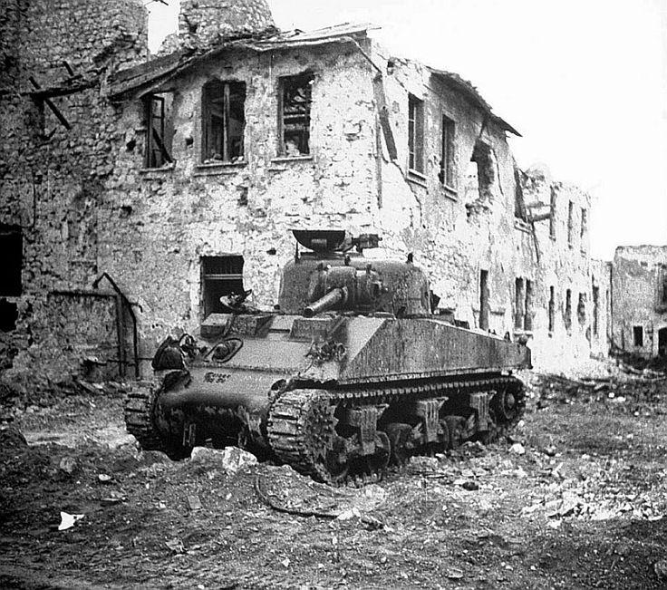 Cassino 1944
