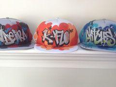 Gallery - My Graffiti Hat