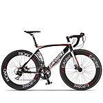 Vélo tout terrain Vélo pliant Cyclisme 21 Vitesse 26 pouces/700CC SHINING SYS Frein à Double Disque Fourche à Suspension Cadre Softail de 2017 ? $305.99