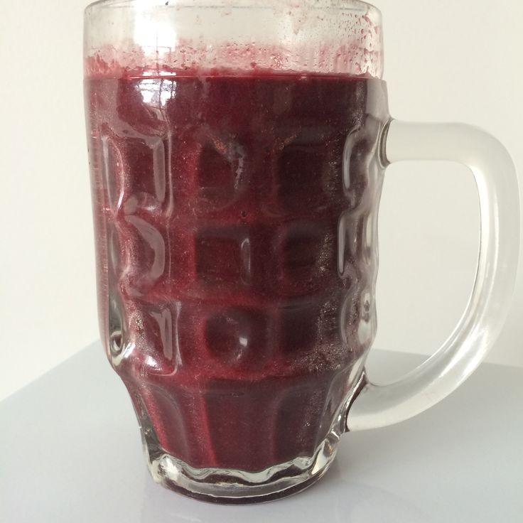 """Daily Beet-and-Green Smoothie or """"Staple Smoothie"""""""
