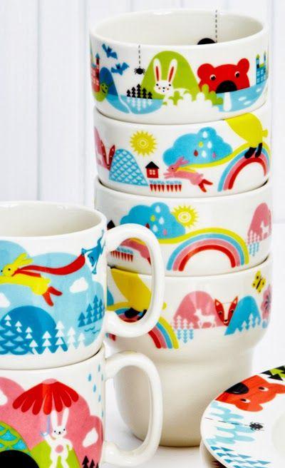 print & pattern: KIDS DESIGN - pattern bakery