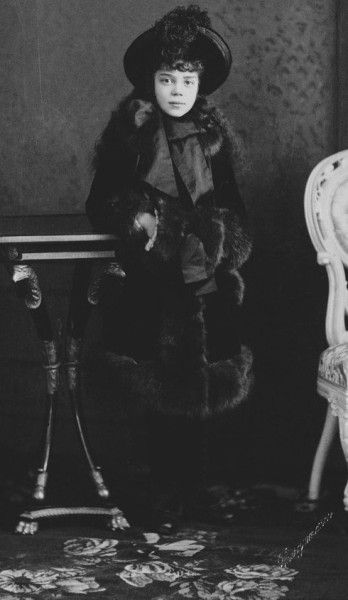 Grand Duchess Xenia Alexandrovna was born in 1875 and was the eldest daughter of Emperor Alexander lll of Russia.