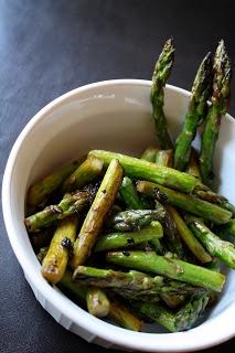 Sauteed Asparagus (with Garlic and Lemon)