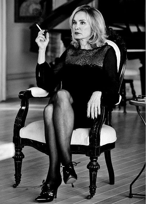 """Allow the diversity to exist. There is nothing wrong with it. Hell, we put up with the religious right? We can put up with transgendered human beings."" Jessica Lange"