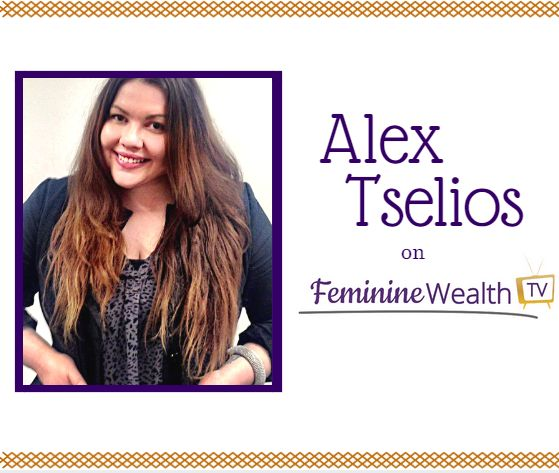 On this week's episode of #FeminineWealthTV, we had the gorgeous Alex Tselios, Publisher and Founder of The Big Smoke, on the show. Check out the show right here: http://bit.ly/18U1SD5 #womenandwealth #womenentrepreneurs #womeninbiz #womenandmoney #womensuccessmoney
