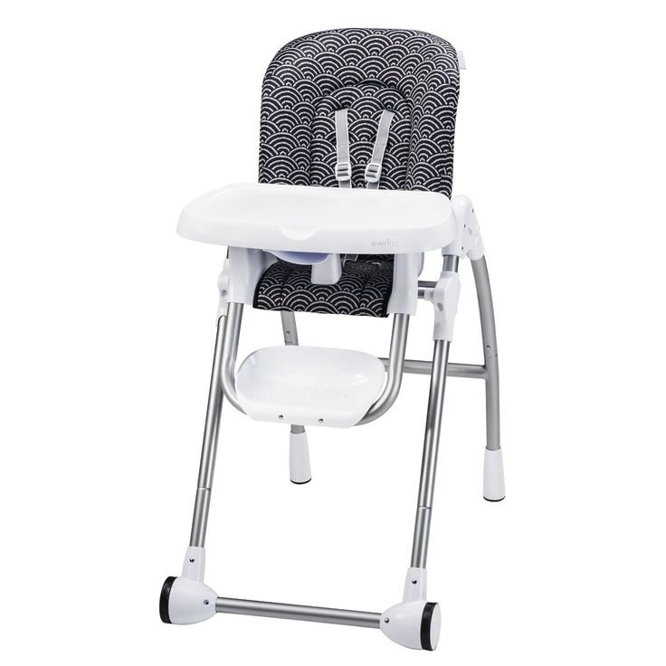 amazoncom evenflo modern high chair koi baby
