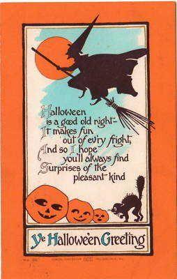 halloween greeting poems