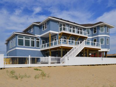 Sandbridge Beach Oceanfront Vacation Home Siebert Realty Virginia Beach Va An