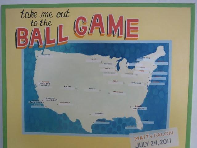 see a baseball game at every major league ball park