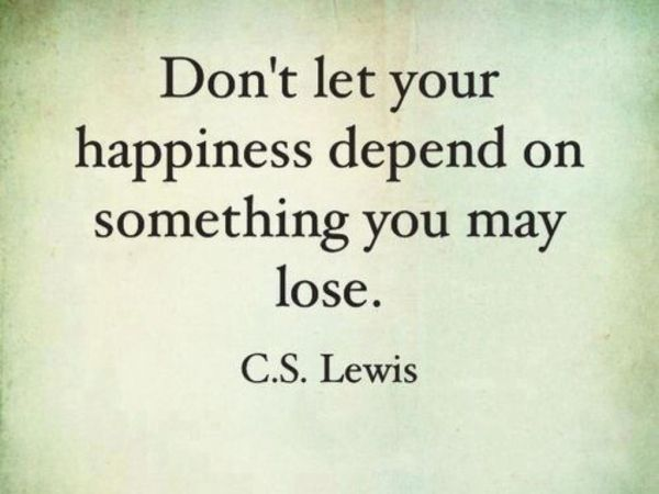 7 Best Quotes by C.S. Lewis, the Creator of Narnia ... → Inspiration