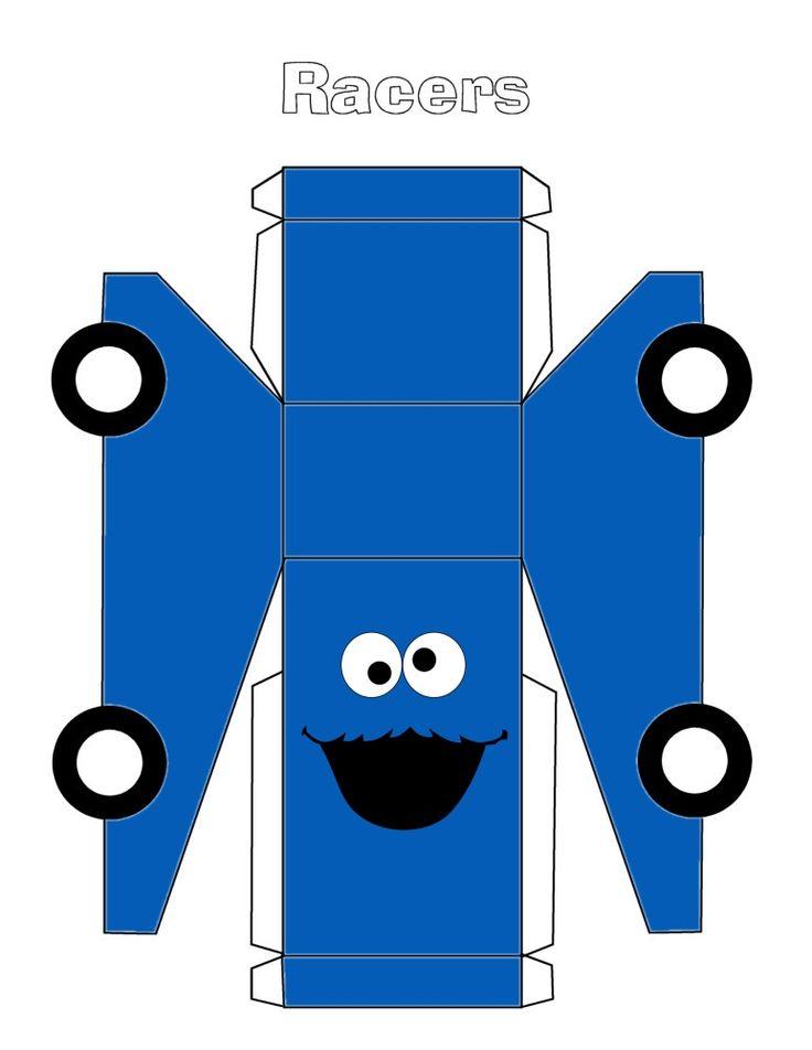 Cookie Racer