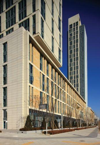 Kohn Pedersen Fox Associates: Projects: Songdo First World Towers
