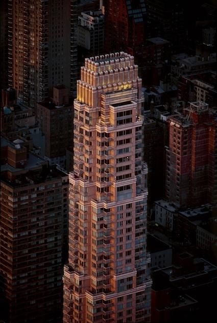 Trump Palace Apartments, Upper East Side, Manhattan, New York, États-Unis.  © Yann Arthus Bertrand.