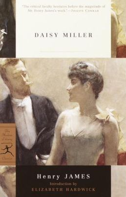 Short novel.  A young woman abroad...  Learn more at The Independent: http://www.independent.co.uk/arts-entertainment/books/reviews/john-burnsides-book-of-a-lifetime-daisy-miller-by-henry-james-9112815.html