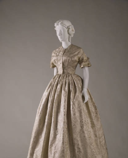 291 Best 1850 Dresses Images On Pinterest
