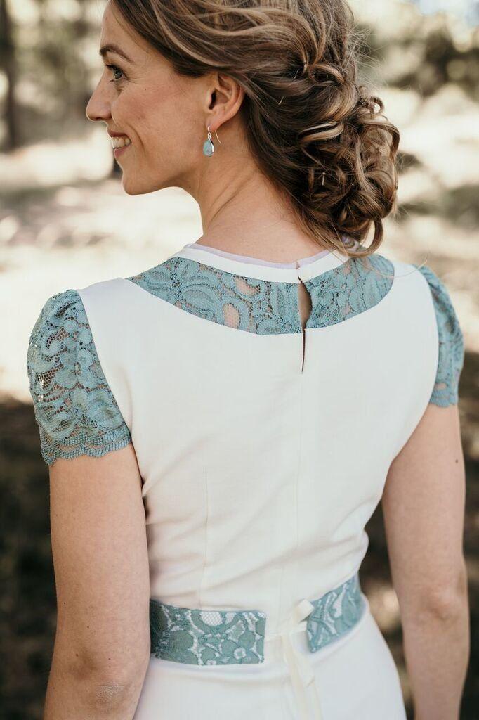 Hochzeitskleider Standesamt Farbig - Hochzeits Idee