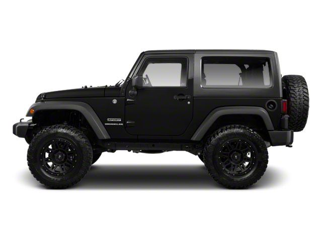 Black Clear Coat 2011 Jeep Wrangler Pictures Wrangler Utility 2d